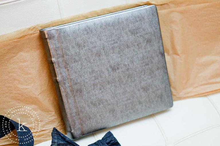 silver wedding album unwrapped