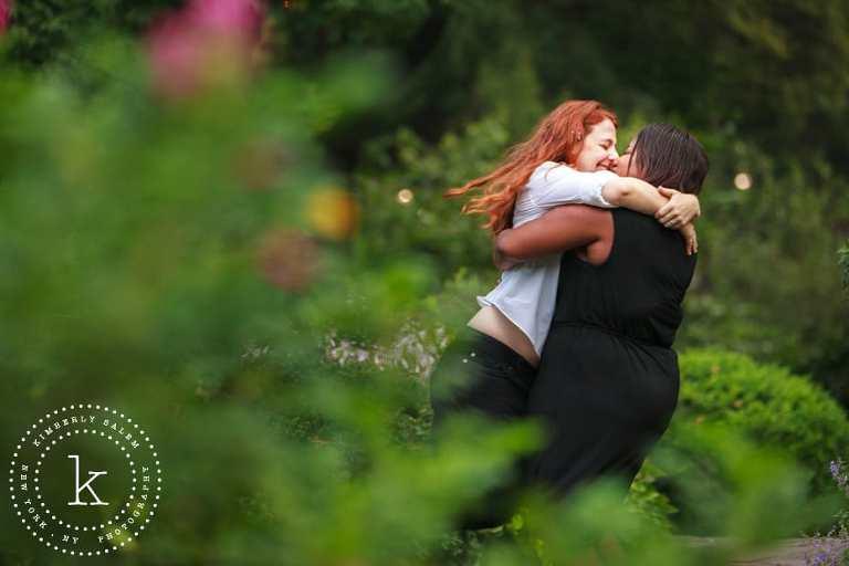 Bliss in the Shakespeare Garden
