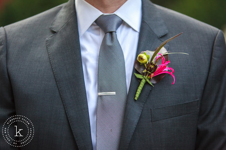 groom style - bouttoniere