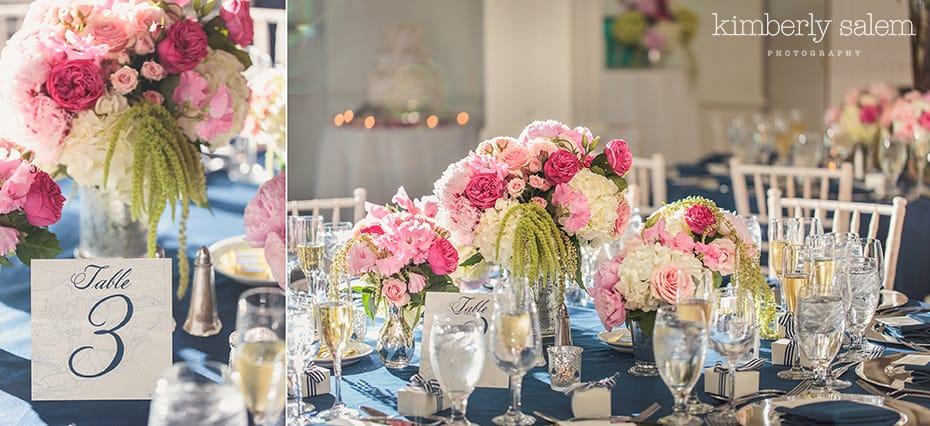 Pink And White Wedding Fls
